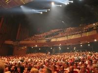 Veel volk in Antwerpen